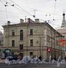 Бол. Сампсониевский пр., д. 43. Дом прихода Сампсониевского собора. Вид с Гренадерской улицы. Фото март 2009 г.