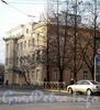 Бол. Сампсониевский пр., д. 73. Бывший доходный дом. Общий вид здания. Фото март 2009 г.