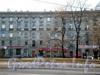 Бол. Сампсониевский пр., д. 80. Фрагмент фасада здания. Фото март 2009 г.