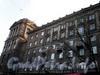 Бол. Сампсониевский пр., д. 108. Фрагмент фасада здания. Фото март 2009 г.