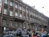 Владимирский пр., д. 7. Бывший доходный дом. Фрагмент фасада здания. Фото февраль 2009 г.