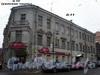 Владимирский пр., д. 11 / Графский пер., д. 10 (угловая часть). Общий вид здания. Фото февраль 2009 г.