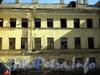 Загородный пр., д. 3 / Щербаков пер., д. 17. Дом Рогова. Фрагмент фасада. Вид со двора. Фото апрель 2009 г.