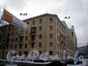 Большеохтинский пр., д. 22 / шоссе Революции, д. 5. Общий вид здания. Фото февраль 2009 г.