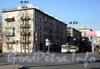 Дома 31 и 23 по Заневскому проспекту. Фото апрель 2009 г.