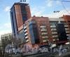 Пр. Юрия Гагарина, д. 77 / Московское шоссе, д. 12. Общий вид здания. Фото март 2009 г.