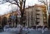 Институтский пр., д. 1. Общий вид жилого дома. Фото март 2009 г.