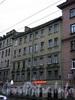 Малый пр., В.О., д. 29. Бывший доходный дом. Фасад здания. Фото октябрь 2009 г.