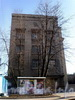 Московский пр., д. 94. Торцевая часть здания. Вид с Киевской улицы. Фото апрель 2009 г.