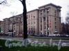 Московский пр., д. 145. Общий жилого дома. Фото ноябрь 2008 г.