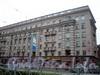 Московский пр., д. 157. Фрагмент фасада здания. Фото октябрь 2008 г.