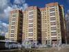 16-ти этажный жилой дом с подземным паркингом и 2-х этажной коммерческой пристройкой. Застройщик: «ХоСК-2»