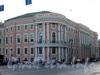 Невский пр., д. 15. Здание бывшего кинотеатра «Баррикада». Общий вид здания после реконструкции. Фото октябрь 2009 г.