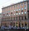 Невский пр., д. 23. Фасад здания. Фото октябрь 2009 г.
