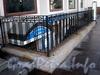 Невский пр., д. 20. Помещение бывшего туалета, ныне магазин подарков. Фото октябрь 2009 г.