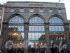 Невский пр., д. 21. «Дом Мертенса». Фасад здания. Фото октябрь 2009 г.