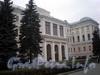 Невский пр., д. 39. Аничков дворец (Дворец творчества юных). Главный фасад здания. Фото декабрь 2009 г.