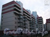 Богатырский пр., дом 29.район оз. Долгое, квартал 31А, корпуса 8, 8А, 8Б.Индивидуальный монолитный 5-9 этажный жилой дом. Фото с сайта m4.spb.ru.