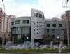 Кондратьевский проспект, дом 62, корпус 4.Административное здание ЗАО «Строительный Трест».Фото с сайта «Архитектурная студия M4».