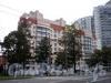 Пр. Мориса Тореза, д. 112, корп. 1. Общий вид жилого дома. Фото октябрь 2009 г.