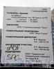 Пр. Мориса Тореза, д. 118. Информационный щит. Фото октябрь 2009 г.