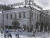 Большой пр. В.О., д. 20 / 7-я линия В.О., д. 22. Общий вид. Фото 1968 г. (из книги «Историческая застройка Санкт-Петербурга»)