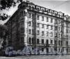 Большой пр. В.О., д. 64 / 22-я линия В.О., д. 5. Дом с мозаичной мастерской В. А. Фролова. Общий вид здания. Фото 1995 г. (из книги «Историческая застройка Санкт-Петербурга»)