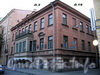 Большой пр. В.О., д. 3 / ул. Репина, д. 16. Доходный дом М. А. Соловейчика. Общий вид здания. Фото июль 2009 г.