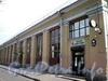 Большой пр. В.О., д. 16. Новое здание Андреевского рынка. Фасад здания. Фото август 2009 г.