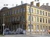 Большой пр., В.О., д. 26 / 8-я линия В.О., д. 19 (левая часть). Доходный дом Г. Е. Маковкиной. Угловая часть здания. Фото август 2009 г.