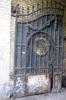 Большой пр., В.О., д. 27. Бывший доходный дом. Створка ворот. Фото август 2009 г.