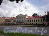 Большой пр., В.О., д. 28 / 9-я линия В.О., д. 12. Здание типографии Академии наук. Фасад здания по проспекту. Фото август 2009 г.