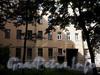 Большой пр., В.О., д. 33. Жилой флигель. Фасад здания. Фото август 2009 г.