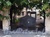 Большой пр., В.О., д. 33. Ворота. Фото август 2009 г.