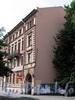 Большой пр., В.О., д. 35. Дом Е. Д. Калина. Общий вид здания. Фото август 2009 г.