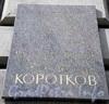 Большой пр., В.О., д. 31. Мемориальная доска А. А. Короткову. Фото август 2009 г.