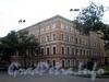 Большой пр., В.О., д. 40 / 15-я линия В.О., д. 8. Бывший доходный дом. Общий вид здания. Фото август 2009 г.