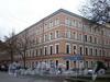 Большой пр., В.О., д. 40 / 15-я линия В.О., д. 8. Бывший доходный дом. Общий вид здания. Фото октябрь 2009 г.