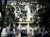 Большой пр., В.О., д. 61. Фасад здания. Фото сентябрь 2009 г.