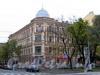 Большой пр., В.О., д. 60 / 21-я линия В.О., д. 10. Бывший доходный дом. Общий вид здания. Фото октябрь 2009 г.