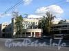 Большой пр., В.О., д. 68 / 25-я линия В.О., д. 10. Торговый комплекс «Балтийский». Фасад по проспекту. Фото сентябрь 2009 г.