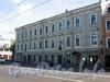 Большой пр., В.О., д. 70. Бывший доходный дом. Фасад здания. Фото сентябрь 2009 г.