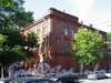 Большой пр., В.О., д. 71 / 21-я линия В.О., д. 12. Полицейский дом Васильевской части. Общий вид здания. Фото сентябрь 2009 г.