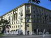 Большой пр. В.О., д. 87 / Детская ул., д. 16. Общий вид жилого дома. Фото сентябрь 2009 г.