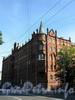 Большой пр., В.О., д. 82, лит. А. Доходный дом А. А. Еремеевой. Общий вид здания. Фото сентябрь 2009 г.