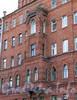 Большой пр., В.О., д. 82, лит. А. Доходный дом А. А. Еремеевой. Эркер. Фото сентябрь 2009 г.