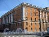 Большой пр. В.О., д. 104. Общий вид здания. Фото сентябрь 2009 г.