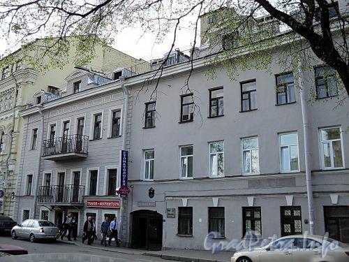 Клинский пр., д. 23. Общий вид здания. Фото май 2010 г.