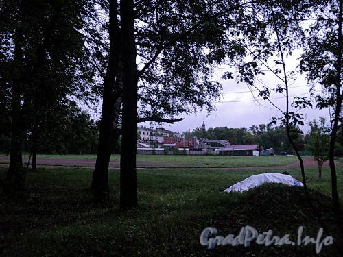 Аптекарский пр., д. 16. Стадион «Зенит». Фото май 2010 г.