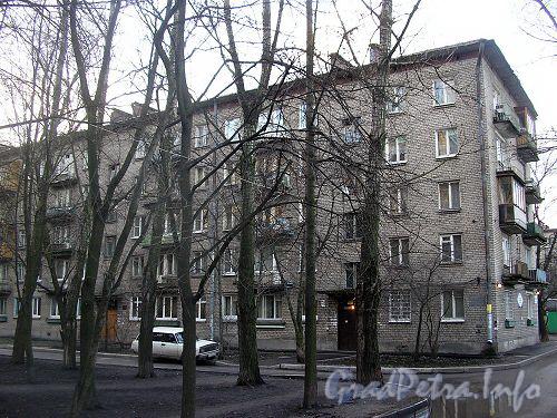 Ленинский пр., д. 178, кор. 2. Общий вид дома
